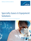 Spec Gas Flyer cover page