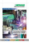 Cover page from 2016 Cutting Automation Solutions catalogue