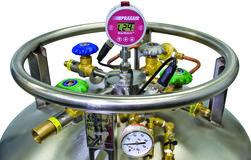 Voici le système de surveillance StarWatch de Praxair pour le stockage cryogénique
