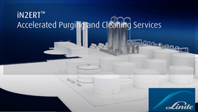 IN2ERT - Accelerating purging and cleaning service