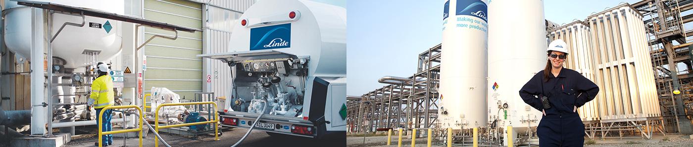 VSPA Pumper Truck and plant