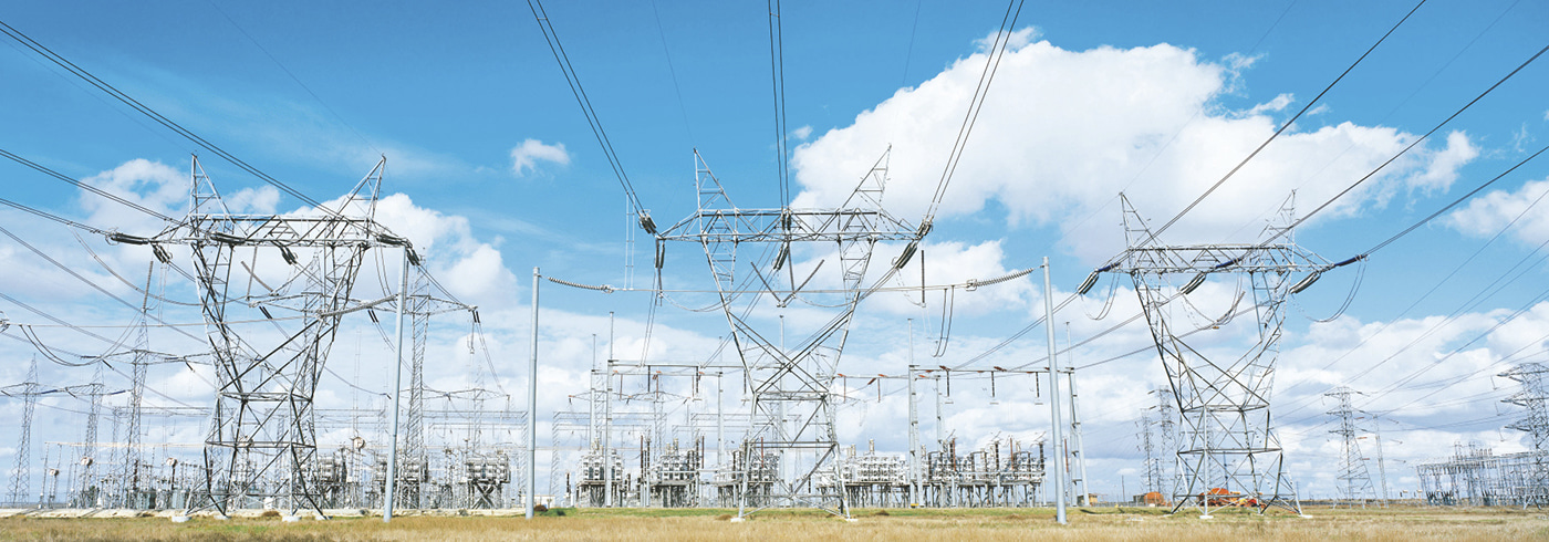 Electrical grid image