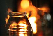 Oxygen Enhanced Combustion Glass